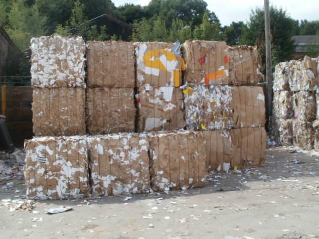 stock-pile