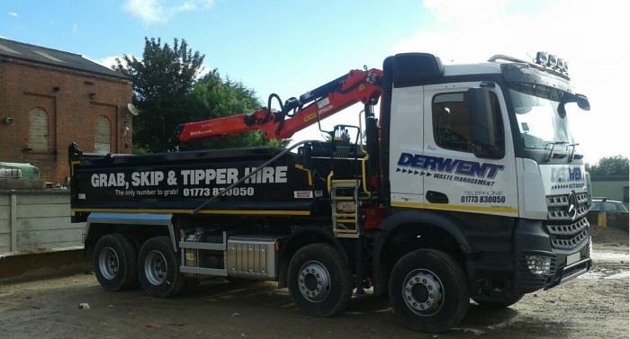 new tipper